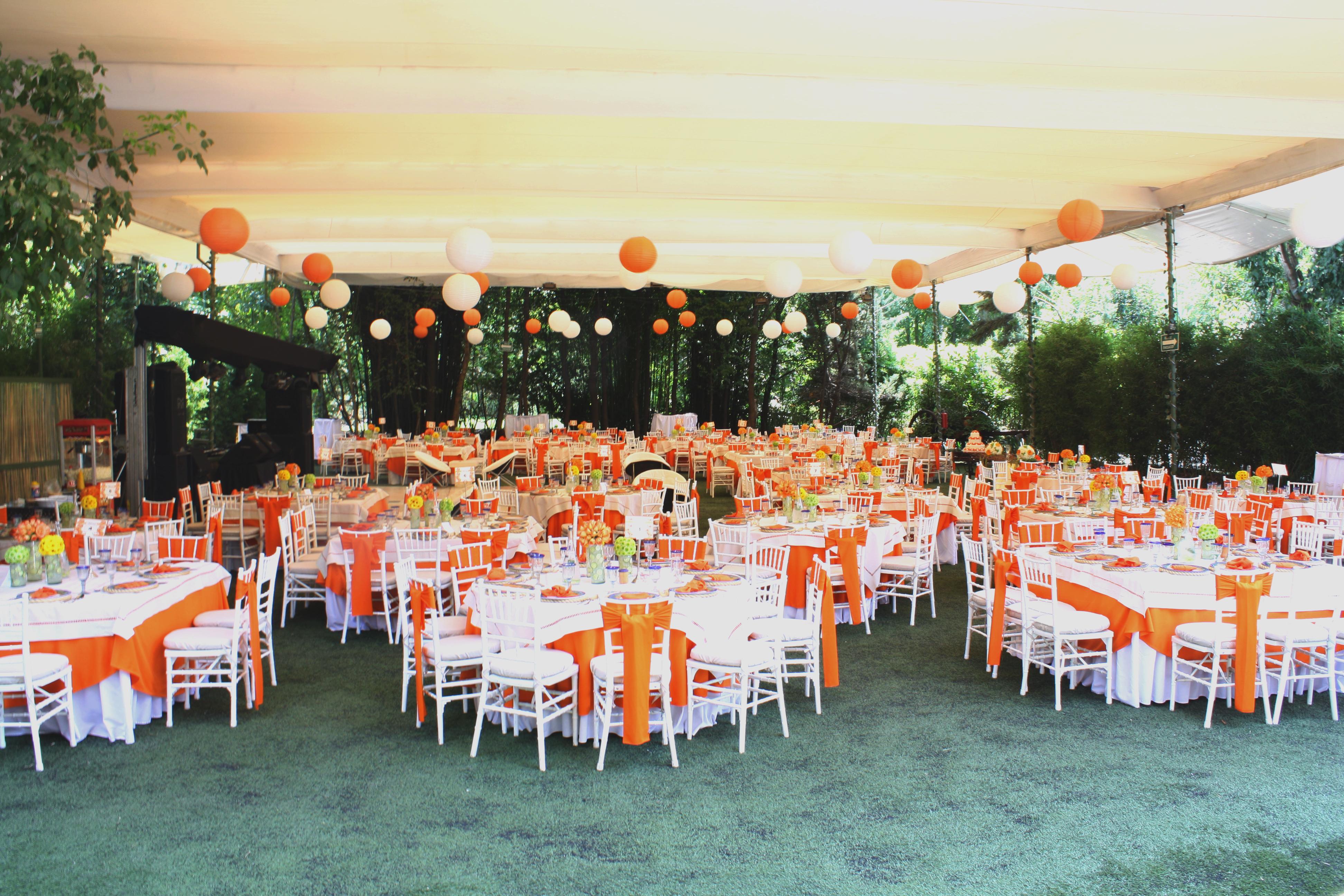 Banquetes Corregidor | Jardines de eventos