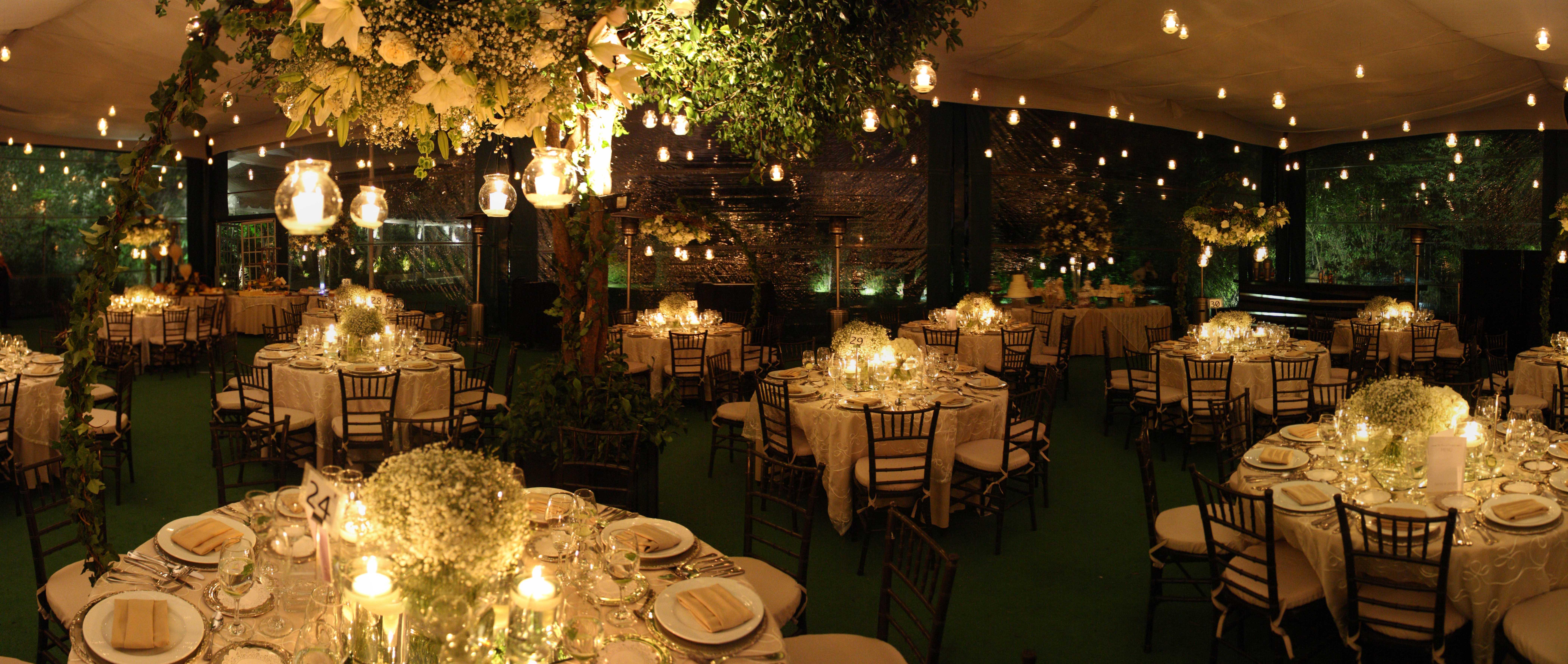 Banquetes corregidor noche for Jardin quinta corregidor